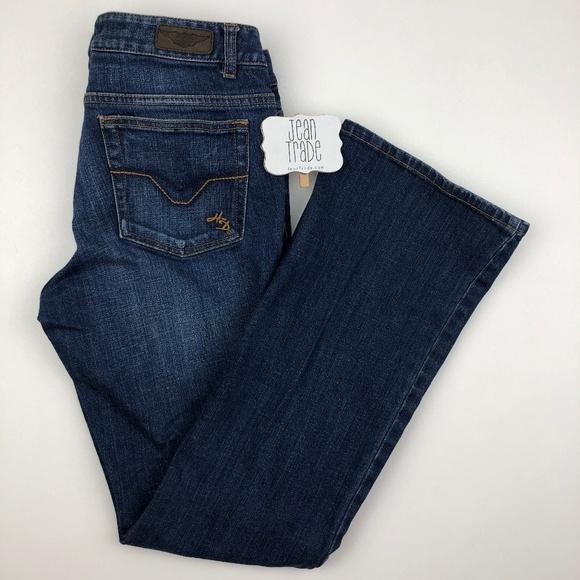 Harley-Davidson Denim - Harley Davidson Boot Cut Jeans